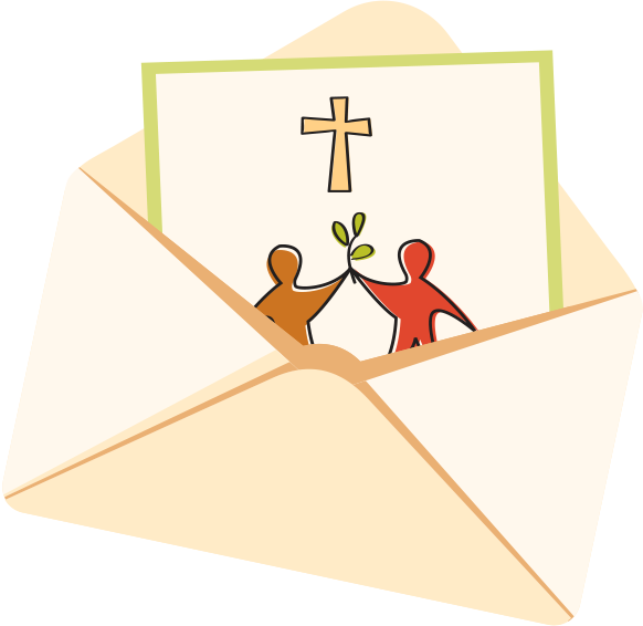 Friends of Chimbote envelope